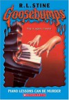 Piano Lessons Can Be Murder - R.L. Stine