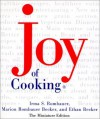 Joy Of Cooking, Miniture Edition 1 - Irma S. Rombauer, Marion Rombauer Becker, Ethan Becker