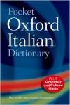 Pocket Oxford Italian Dictionary - Pat Bulhosen