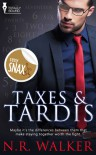 Taxes and TARDIS - N.R. Walker