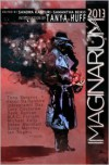 Imaginarium: The Best Canadian Speculative Writing - Sandra Kasturi, Samantha Beiko, Tanya Huff, Tony Burgess, Peter Derbyshire, Indrapamil Das, Cory Doctorow, Dave Duncan, M.A.C. Farrant, Michael Kelly, Helen Marshall, Susie Moloney, Ian Rogers, Matt Moore, Peter Chiykowski