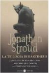 La trilogia di Bartimeus - Jonathan Stroud, Riccardo Cravero