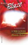 1-900-Lover (Harlequin Blaze, #158) - Rhonda Nelson