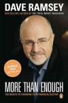 More than Enough: The Ten Keys to Changing Your Financial Destiny - Dave Ramsey