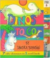Dinos To Go: 7 Nifty Dinosaurs in 1 Swell Book - Sandra Boynton