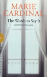 The Words to Say it (Women's Press Classics) - Marie Cardinal