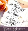 A Marriage Made in Heaven, or Too Tired for an Affair (Audiocd) - Erma Bombeck, C.M. Hebert
