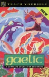 Teach Yourself Gaelic: A Complete Course for Beginners - Boyd Robertson, Iain Taylor