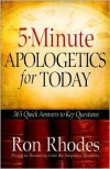 5-Minute Apologetics for Today - Ron Rhodes