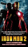 Iron Man 2 - Alex Irvine, Justin Theroux