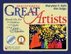 Discovering Great Artists: Hands-On Art for Children in the Styles of the Great Masters (Bright Ideas for Learning (TM)) - Kim Solga, Rebecca Van Slyke, Kim Solga, MaryAnn F. Kohl