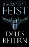 Exile's Return (Conclave Of Shadows) - Raymond E. Feist