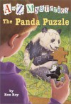 The Panda Puzzle (A to Z Mysteries, #16) - Ron Roy, John Steven Gurney