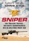 Sniper: 160 tödliche Treffer - Der beste Scharfschütze des US-Militärs packt aus - 'Chris Kyle',  'Jim DeFelice',  'Scott McEwen'