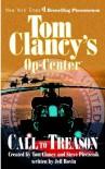 Call to Treason - Tom Clancy, Jeff Rovin, Steve Pieczenik