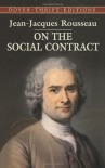 On the Social Contract - Jean-Jacques Rousseau, G.D.H. Cole, Cole G. D. H.