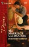 The Marriage Ultimatum - Anne Marie Winston