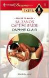 Salzano's Captive Bride - Daphne Clair