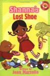 Shanna's Lost Shoe (Level 1) - Jean Marzollo