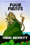 Four Fiends (The Countdown Chronicles) (Volume 1) - Ms. Nikki Bennett