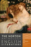 The Norton Anthology of English Literature, Vol. E the Victorian Age - M.H. Abrams, Stephen Greenblatt, Carol T. Christ, Alfred David