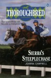 Sierra's Steeplechase (Thoroughbred Series #8) - Joanna Campbell