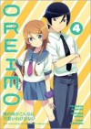 Oreimo Volume 4 - Sakura Ikeda, Tsukasa Fushimi, Jemiah Jefferson