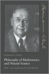 Philosophy of Mathematics and Natural Science - Hermann Weyl, Frank Wilczek