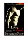 Love in Exile (Brothers in Arms, Book Six): Brothers in Arms Series, Book 6 - Samantha Kane
