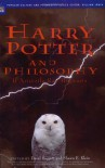 Harry Potter and Philosophy: If Aristotle Ran Hogwarts - David Baggett, Shawn E. Klein