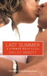 Last Summer - Hailey Abbott