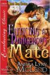 Enticing a Dangerous Mate - Anitra Lynn McLeod
