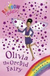 Olivia the Orchid Fairy (Petal Fairies, #5) - Daisy Meadows, Georgie Ripper