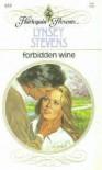 Forbidden Wine - Lynsey Stevens