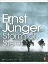 Storm of Steel - Ernst Jünger, Michael Hofmann