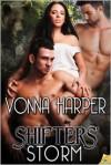 Shifters' Storm - Vonna Harper