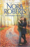 Whispered Promises: The Art of Deception / Storm Warning - Nora Roberts
