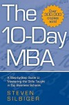 The 10 Day Mba - Steven Silbiger