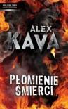 Płomienie śmierci - Kava Alex