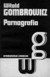 Pornografia - Witold Gombrowicz