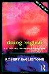 Doing English - Eaglestone Robert