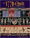 The 1776 Quilt: Heartache, Heritage, and Happiness - Pam Holland