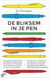 Bliksem in je pen - Jos Versteegen