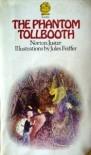 Phantom Tollbooth - Norton Juster, Jules Feiffer