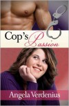 Cop's Passion (Big Girls Lovin' Trilogy, #2) - Angela Verdenius