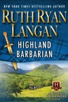 Highland Barbarian (Highlander Series) - Ruth Ryan Langan