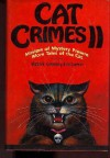 Cat Crimes II - Martin Harry Greenberg
