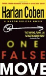 One False Move (Myron Bolitar, No. 5) - Harlan Coben