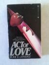 Act of Love - Joe R. Lansdale