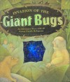 Invasion of the Giant Bugs : A Creepy-Crawly Adventure Story With 10 Hair-Raising Holograms - A.J. Wood, Wayne Anderson